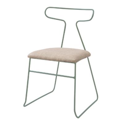 MUNA 766朗尼餐椅(綠) 50X50X80cm