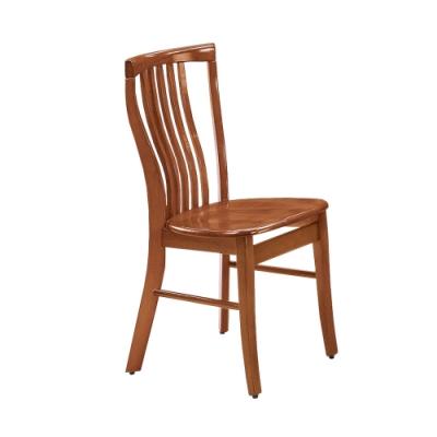 Boden-荷西實木餐椅/單椅-40x43x89cm
