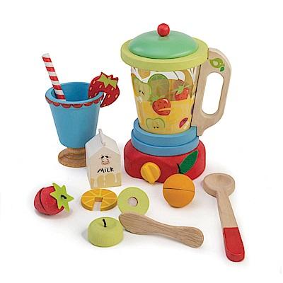 Tender Leaf Toys木製家家酒玩具-熱帶冰沙果汁吧