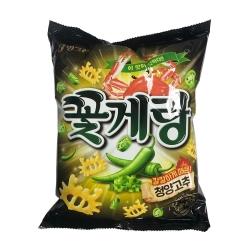 韓味不二 Binggrae螃蟹餅乾-青陽辣椒(70g)
