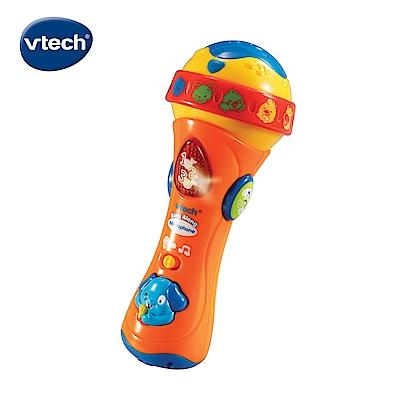 【Vtech】歡唱學習麥克風