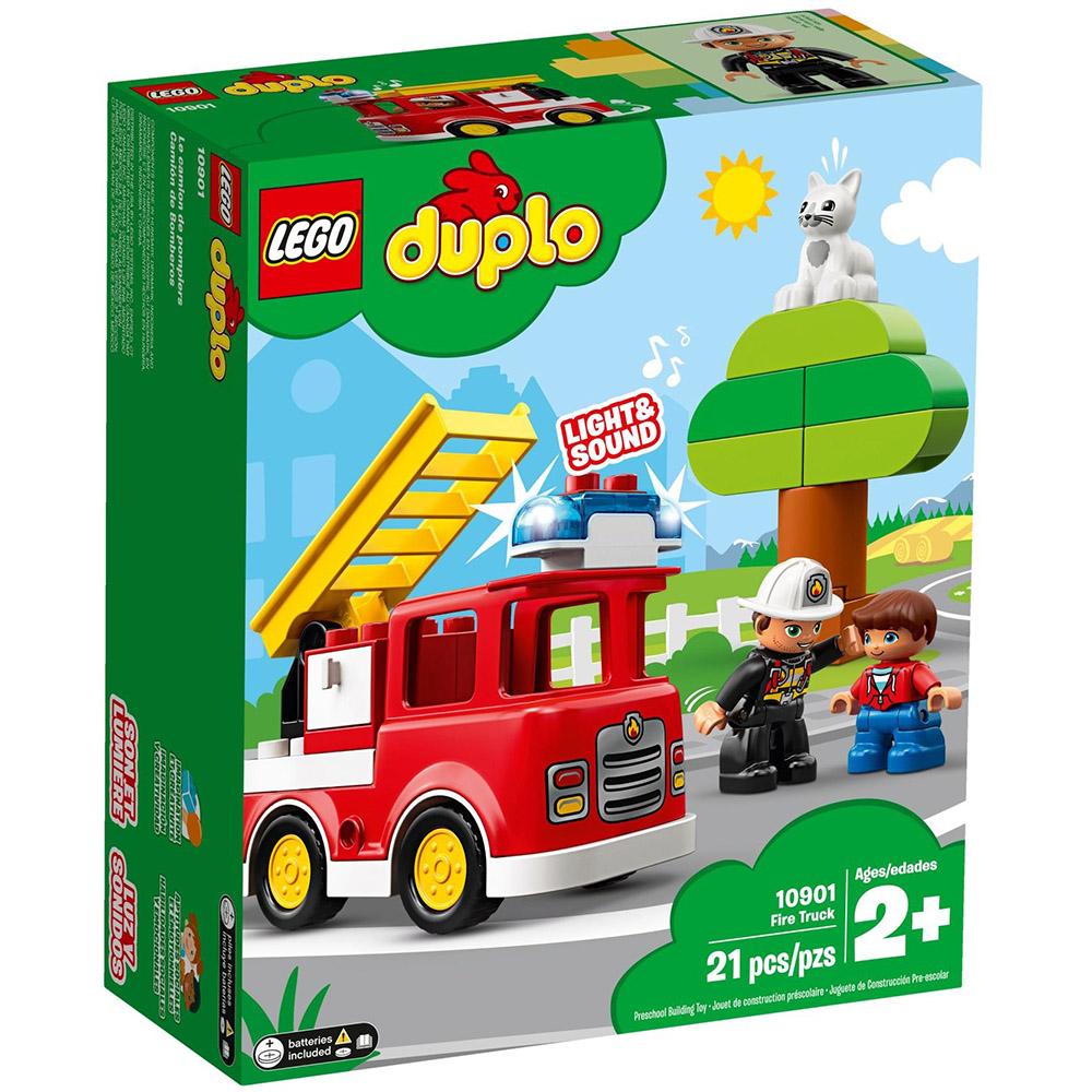 樂高LEGO Duplo 幼兒系列 - LT10901 消防車