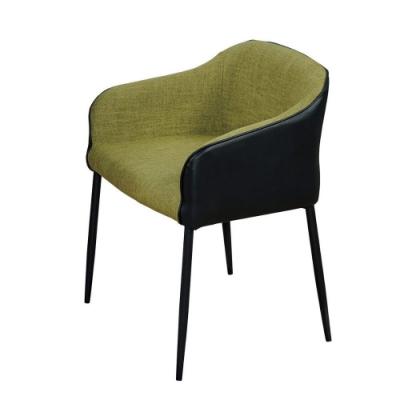 MUNA 安貝布餐椅/休閒椅 57.5X56X76cm