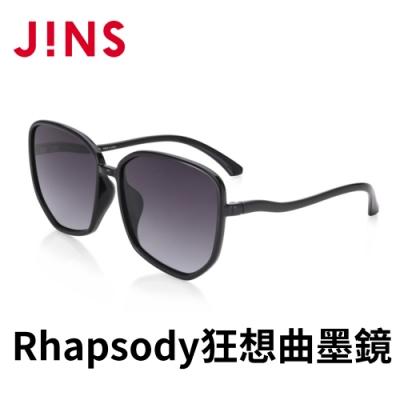 JINS Rhapsody 狂想曲CHARMING SECRET墨鏡(ALRF21S058)黑色