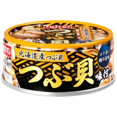 HOTEi 北海道味付螺貝罐(90g)