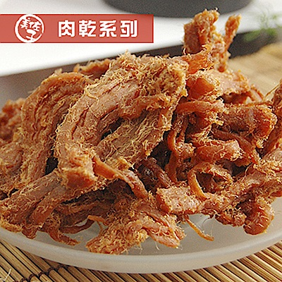 美佐子 肉乾系列-蜂蜜豬肉條(200g/包,共兩包)