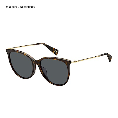 Marc Jacobs- MARC 257/F/S  都會貓眼太陽眼鏡 玳瑁色