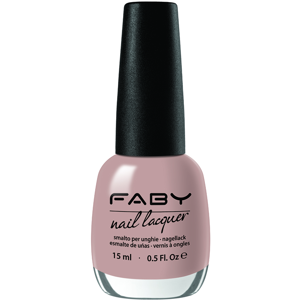 FABY  純淨的愛系列 永恆奉獻 指甲油 LCP012