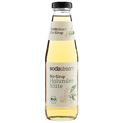Sodastream有機接骨木花糖漿500ml