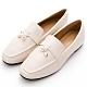 [時時樂限定]River&Moon韓版超軟舒適小皮鞋樂福穆勒鞋