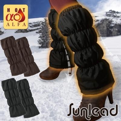 Sunlead 吸濕發熱fleece防寒暖腳套 (黑色)