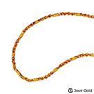(無卡分期24期)Jove Gold 圓滿黃金項鍊(約15.30錢)(約2尺60cm)