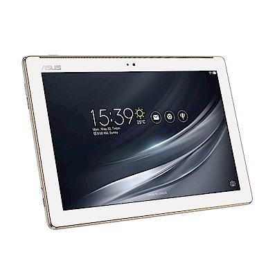 (超值皮套組)ASUS ZenPad 10吋 Z301ML白 (2G/16G/LTE可通話)