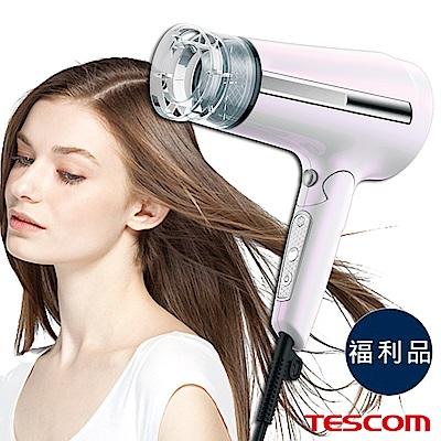 [日本製] 福利品 TESCOM 國際電壓負離子吹風機 TID65JTW