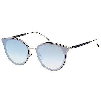 VEDI VERO 名人款 水銀面 太陽眼鏡 (銀色)