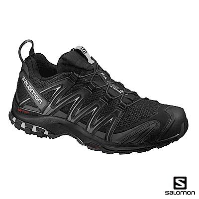 Salomon 野跑鞋 男 XA PRO 3D 黑