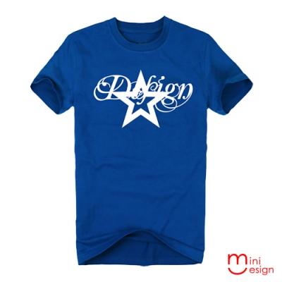 Star Deseign潮流設計短T 三色-Minidesign
