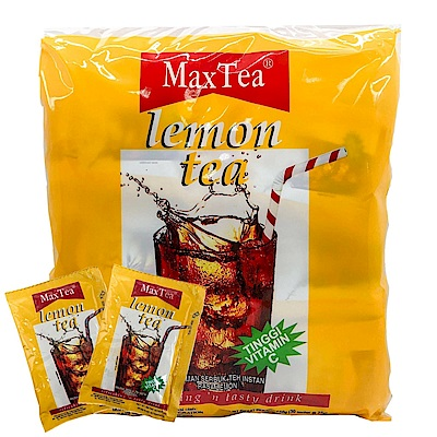 Max Tea 檸檬風味茶粉包(25gx30入)