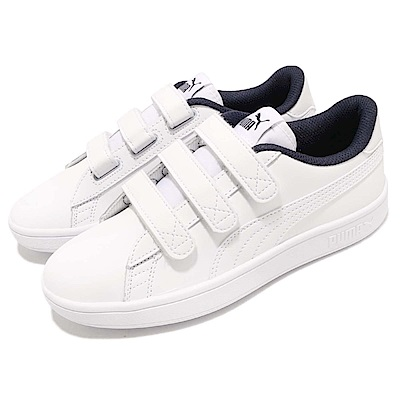 Puma 休閒鞋 Smash V2 V 運動 男鞋