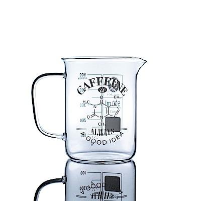 賽先生科學 咖啡因理科燒杯