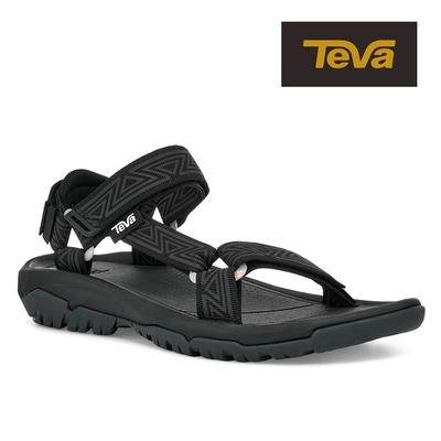 【TEVA】原廠貨 男 Hurricane XLT2 Reflective 反光機能運動涼鞋/雨鞋/水鞋(阿特拉斯黑-TV1118986ARBLC)