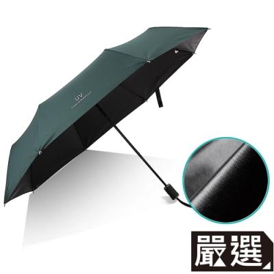 嚴選 抗UV摺疊傘 防曬太陽傘 防風抗斷