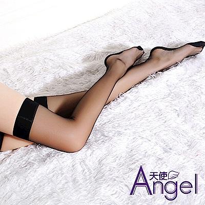 Angel天使 蕾絲免脫女半身襪超薄騷 BP084
