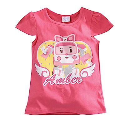 POLI安寶款精梳純棉短袖T恤 k50703 魔法Baby
