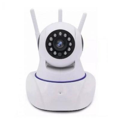 安家 IPCAM 三天線 夜視遠端監控網絡監視器 32G HD高清 (公司貨)