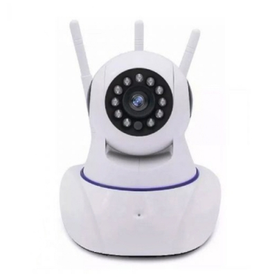 安家 IPCAM 三天線 夜視遠端監控網絡監視器 720P (公司貨)