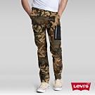 Levis 男款 上寬下窄 迷彩彈性工作褲 多口袋 3M反光邊條 吸濕排汗