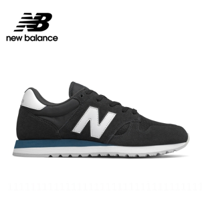 New Balance  復古鞋_中性_黑色_U520GF-D