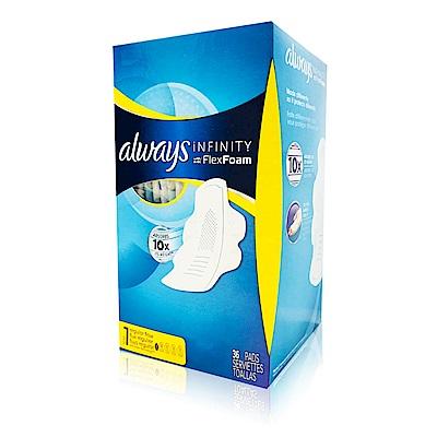 Always 液體衛生棉-未來感系列-一般日用24cm*36片/盒