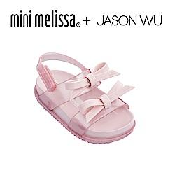 Mini Melissa + JASON WU 蝴蝶結寶寶涼鞋-粉色