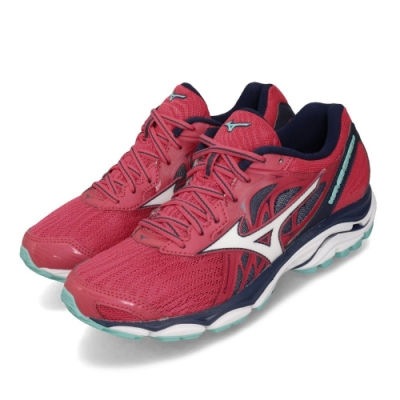 Mizuno 慢跑鞋 Wave Inspire 14 運動 女鞋