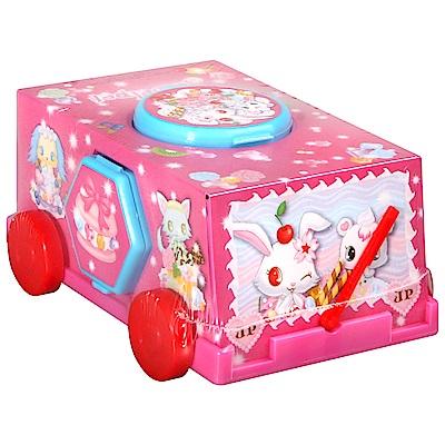 weed-toy 快樂家族小汽車汽水糖-附玩具(2g)(款式顏色為隨機出貨)