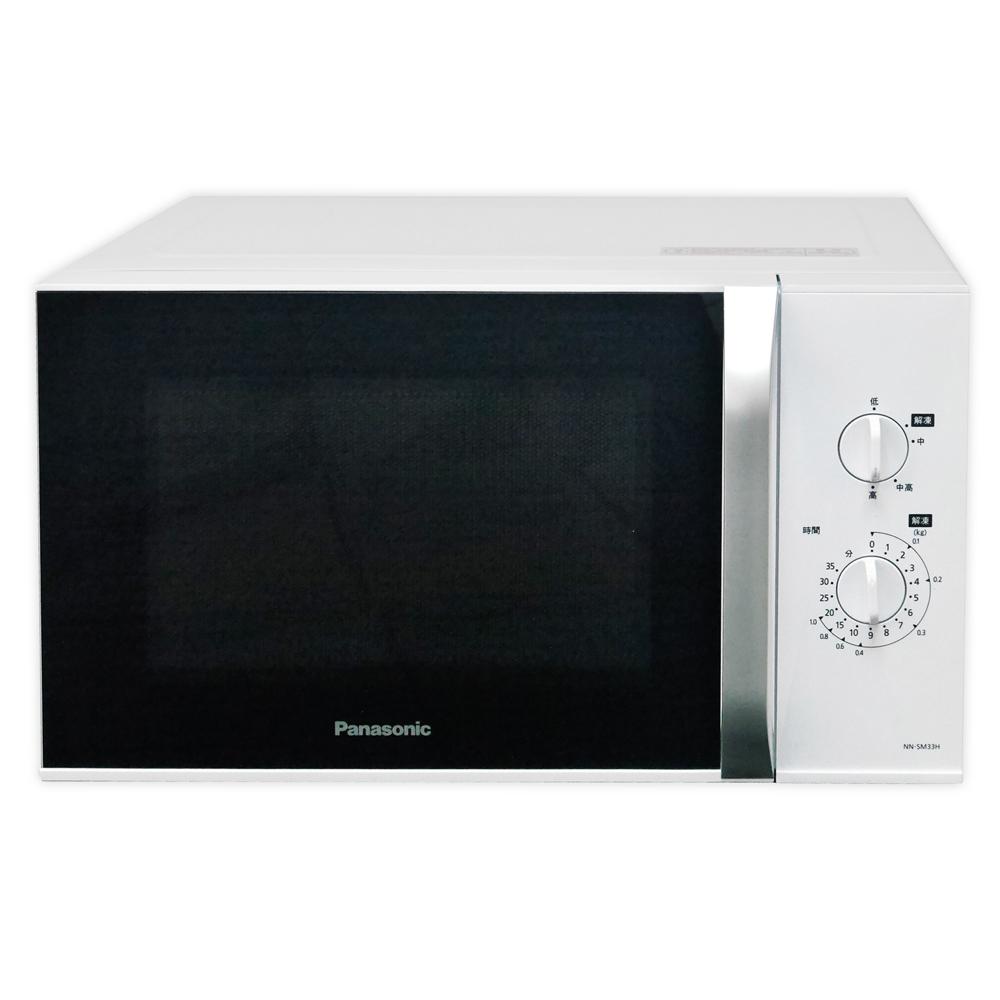 [熱銷推薦]Panasonic國際牌 25L機械式微波爐 NN-SM33H