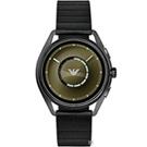 Emporio Armani 觸控智能手錶(ART5009)黑/43mm