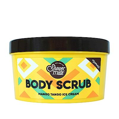 Shower Mate 冰淇淋去角質霜300g - 芒果探戈