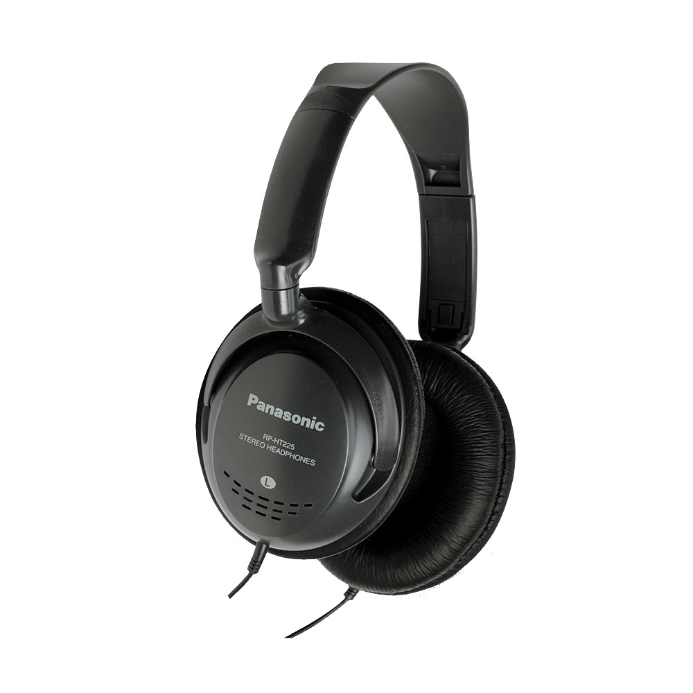 Panasonic線控調音頭戴式耳機RP-HT225送百元耳機