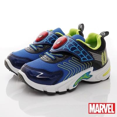 MARVEL 蜘蛛人電燈運動鞋款 ZE9236藍(中小童段)