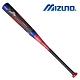 MIZUNO BEYONDMAX OVAL 少年軟式球棒 藍色x紅色 1CJBY14380 product thumbnail 1