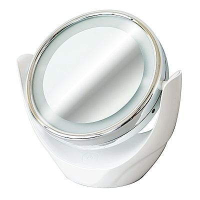 WETOP雙面LED放大旋轉美妝鏡 SP-1813
