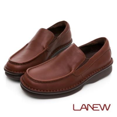 LA NEW 多密度PU氣墊樂福鞋 休閒鞋(男226016701)