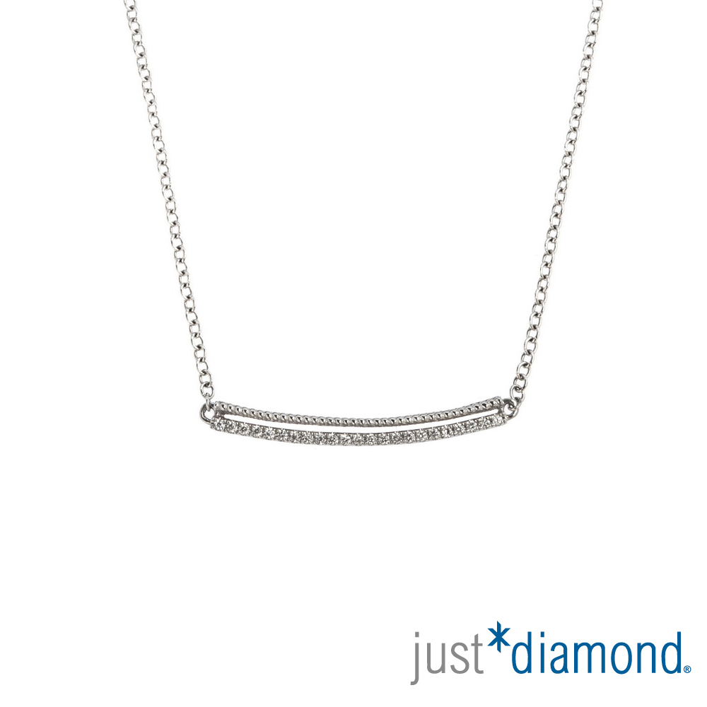 Just Diamond Rosy Dream 18K金鑽石項鍊 product image 1