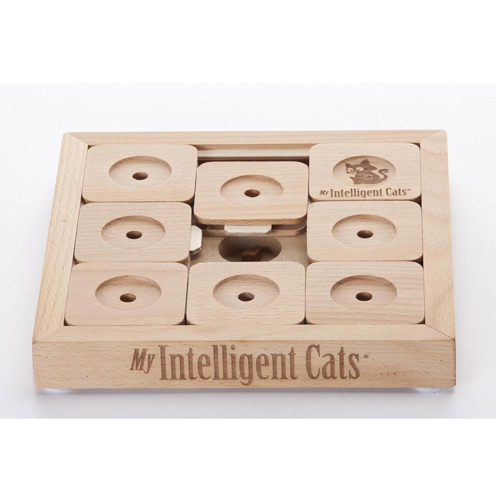 【靈靈狗】貓咪數獨 Cat'Sudoku (高階版)寵物桌遊/益智玩具/互動遊戲