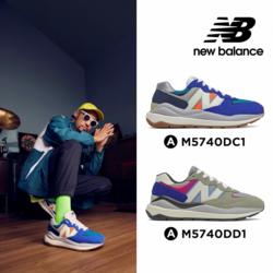 【New Balance】 復古鞋_中性_5740系列 2款(M5740DC1+