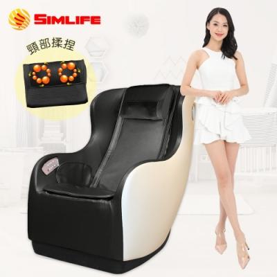 【SimLife】絕世經典名模臀感沙發按摩椅-經典黑