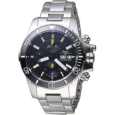 BALL波爾Engineer Hydrocarbon潛水計時腕錶