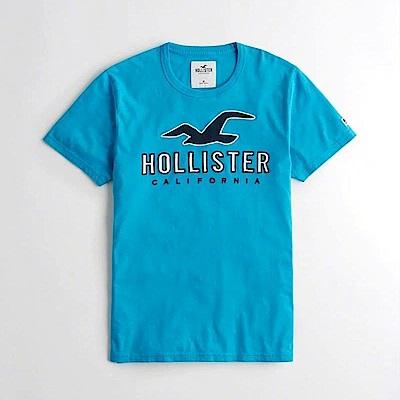 Hollister HCO 短袖 T恤 藍色 0962